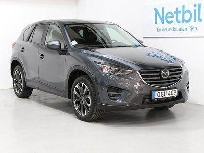 begagnad Mazda CX-5 2.2 AWD Euro 6 175hk Moms / Aut