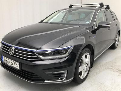begagnad VW Passat GTE 1.4 Plug-in-Hybrid Sportscombi