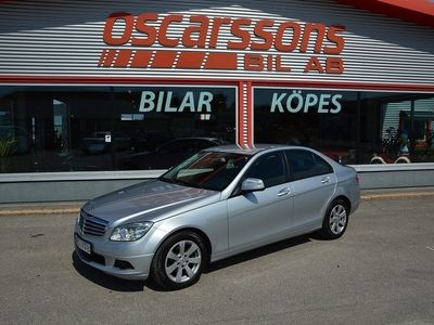 brugt Mercedes 200 C-KlassCDI Automat / AUX-ingång