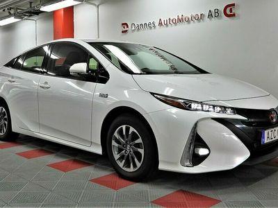 begagnad Toyota Prius Plug-in Hybrid 1.8 VVT-i CVT EU6 Momsbil 123hk
