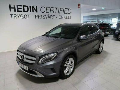 begagnad Mercedes GLA180 CDI