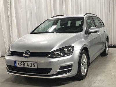 used VW Golf SPORTSCOMBI VII 1.6 TDI BlueMotion Technology 4Motion (105hk)