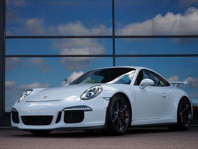 begagnad Porsche 911 GT3 991CS Svensksåld 2014, Personbil 1 229 000 kr