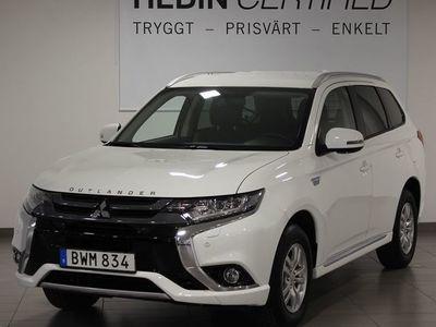 brugt Mitsubishi Outlander P-HEV 4WD Aut Fleet Edition
