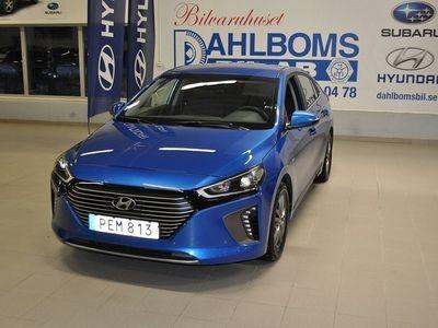 begagnad Hyundai Ioniq Hybrid Premium Plus Eco