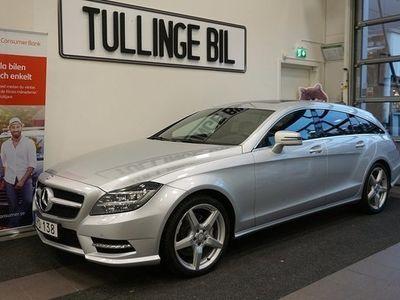 begagnad Mercedes 350 CLS BenzCDI Shooting Brake 4M AMG H K 2013, Sportkupé 259 900 kr