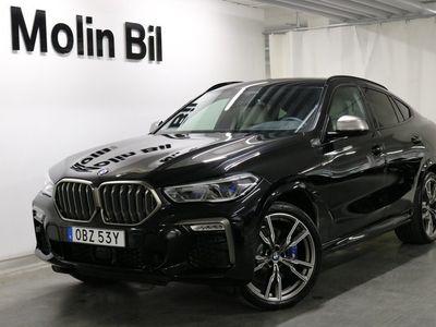 begagnad BMW X6 M50d Innovation / 1.95% ränta