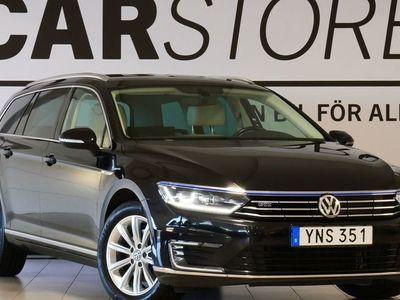 begagnad VW Passat GTE 1.4 Executive Värmare Drag Skinn