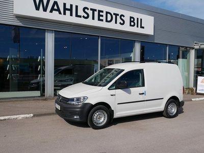 begagnad VW Caddy SKÅP 2,0 TDI 102HK 5-VXL MAN