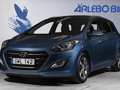 begagnad Hyundai i30 Kombi 1.6 135hk Aut, Comfort