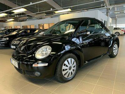 begagnad VW Beetle NewCabriolet 1.6 Comfort / LÅGMIL