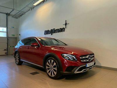 begagnad Mercedes E220 All-T d 4M 4MATIC D-värm, Drag,Headup 194hk