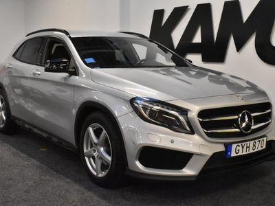 begagnad Mercedes GLA200 | 7G-DCT | AMG Sport | SoV | LÅGMIL | 156hk