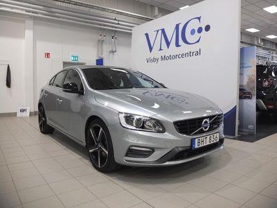 begagnad Volvo S60 D5 Black R man Business E PRO II