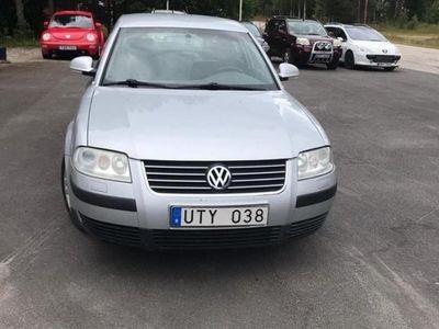 begagnad VW Passat 1.8 T 150hk