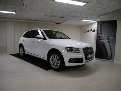 gebraucht Audi Q5 Quattro 2.0 190hk manuell -15
