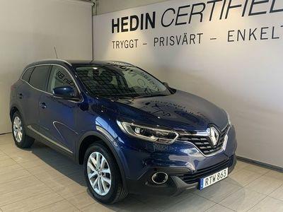 begagnad Renault Kadjar 1,6 dCi Zen