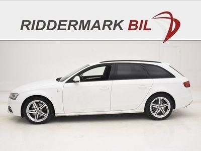 usata Audi A4 2.0 TDI 150hk Quattro S-LINE M-VÄRM