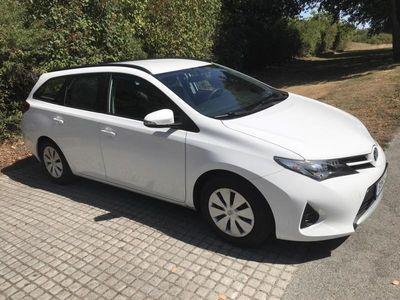 begagnad Toyota Auris Touring Sports 1.4