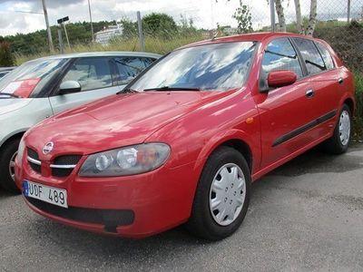 begagnad Nissan Almera 5-dörrar 1.8 2004, Sedan 14 900 kr