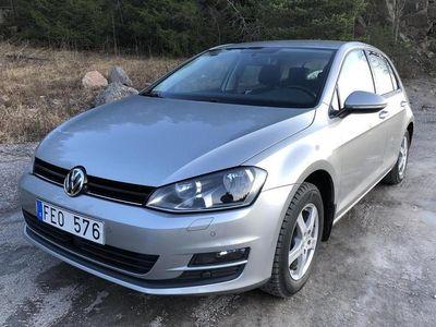 begagnad VW Golf VII 1.4 TSI Multifuel 5dr