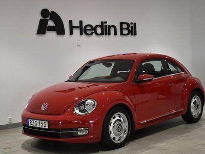 gebraucht VW Beetle 1.2 TSI Vagnskade 2016, Halvkombi 149 000 kr