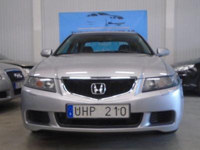 begagnad Honda Accord 2.0