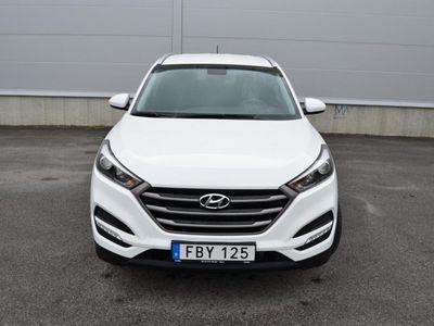 used Hyundai Tucson 1,6 GDI 1 ägare 1500 mil -16