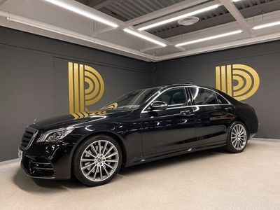 begagnad Mercedes S560 4MATIC W222 (469hk) AMG Sport, Exclusive, Exclusive Leather