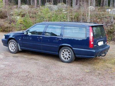 begagnad Volvo V70 2,4 Classic