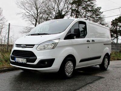 begagnad Ford 300 Transit Custom2.2 Tdci 125hk Inredn v-hjul drag