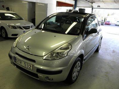 begagnad Citroën C3 Pluriel 1.4 (75hk)*Fin Cab*