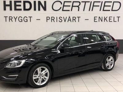 begagnad Volvo V60 D5 (231hk) PLUG-IN HYBRID AWD / MOMENTUM