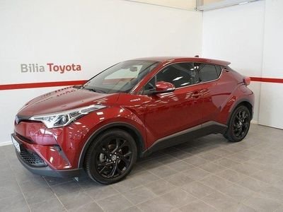 begagnad Toyota C-HR 1.8 VVT-i Hybrid X Edition 123hk