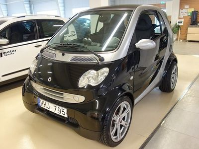 begagnad Smart ForTwo Coupé ForTwo 0.7 (62hk)