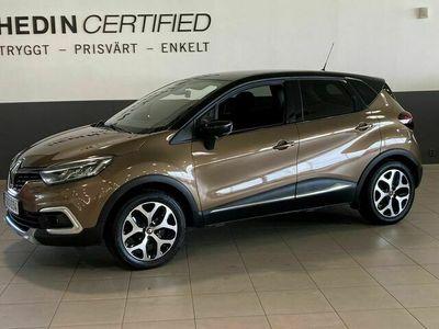 begagnad Renault Captur INTENS TCE BACKKAMERA VINTERHJUL 2018, Halvkombi Pris 127 900 kr