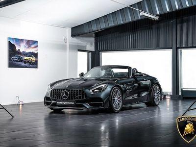 begagnad Mercedes AMG GT C Roadster / Sv-Såld / Exclusive leather