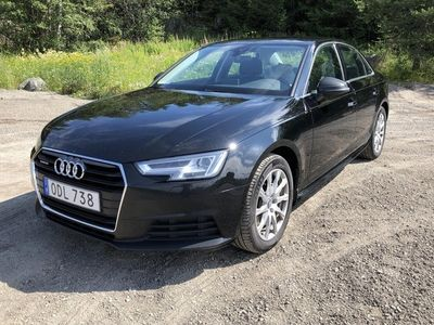 used Audi A4 2.0 TDI quattro (190hk)