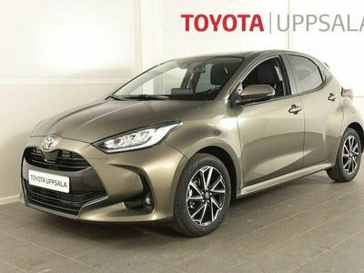 begagnad Toyota Yaris 1,5 Bensin Active Plus