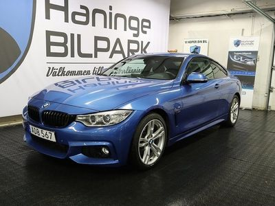 begagnad BMW 428 i Coupé / M Sport / Euro 6 / 245hk
