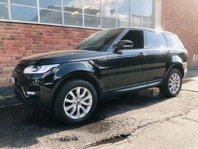 begagnad Land Rover Range Rover Sport HSE SDV6 292 HK