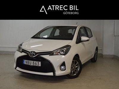begagnad Toyota Yaris 1.33 VVT-i ACTIVE,5600MIL