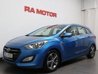 begagnad Hyundai i30 1,6 GDi 135HK Business Kombi Aut
