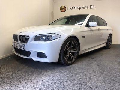 begagnad BMW 530 d Sedan F10
