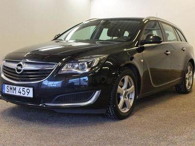 begagnad Opel Insignia Sports Tourer Drive Sports Tourer 2.0 CDTI /1 -15