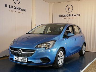 begagnad Opel Corsa Enjoy 5D 1,3 CDTi *Fina v-hjul**Skattefri*