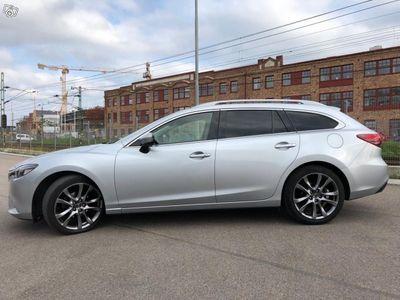 begagnad Mazda 6 Wagon 2.2 Skyactiv-D Optimum AWD AUT -15