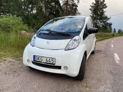 begagnad Peugeot iON Elbil