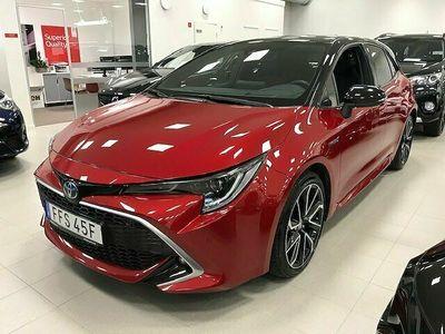 begagnad Toyota Corolla Hybrid 2,0 Executive Bi-Tone