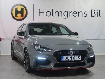 begagnad Hyundai i30 N-Performance 2.0 T-GDi Fb (275hk) Nav Pano